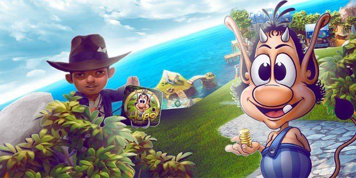 Bra free spins bonus i det nya casinospelet hos Casino Heroes!