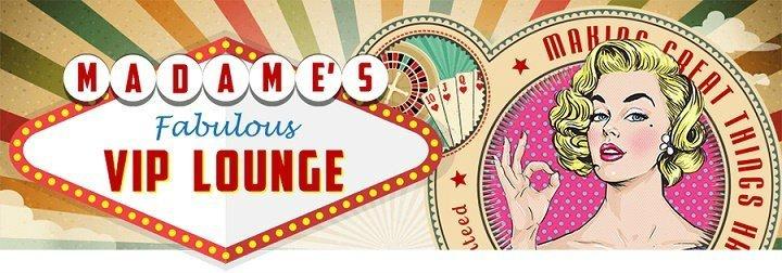 Storspelare? Spana in nya Madame Chance casino!