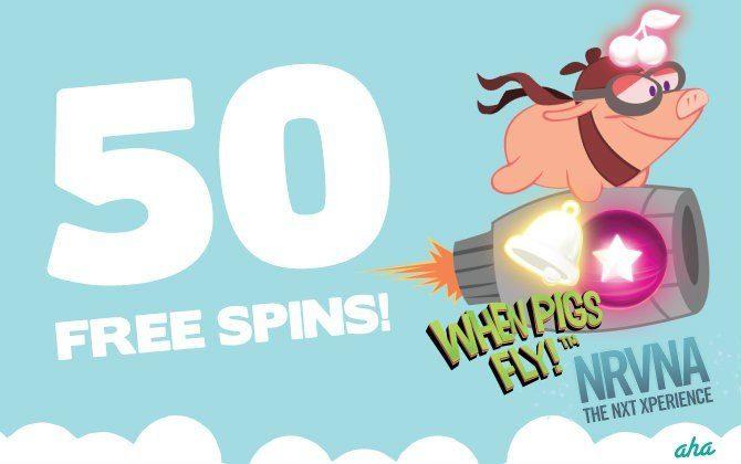 Femkronors free spins i nya NetEnt-spelet!