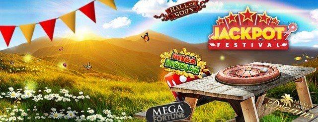 LeoVegas mobilcasino fokuserar på jackpottar