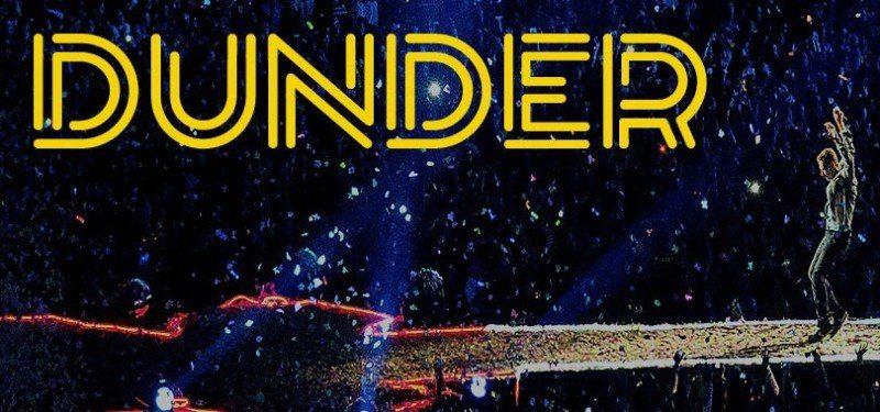 Exklusivt Coldplay-paket på spel hos Dunder Casino!