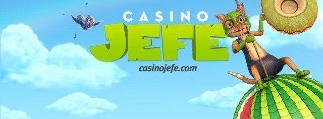 Nya spel och nya bonusar att välja bland hos Casino Jefe