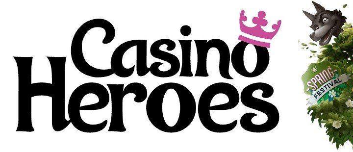 Casino Heroes firar in våren med över 3 miljoner gratisspinn!
