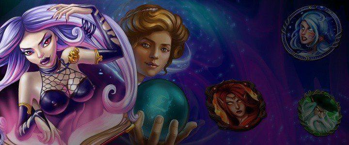 Slotprovarfredag med free spins på temat magi
