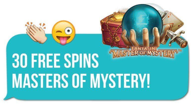 Testa nya Fantasini och ett nytt casino idag!