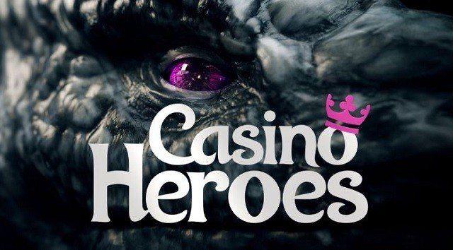 Nytt spel, ny värld och boss hos Casino Heroes