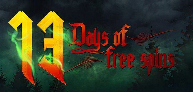 13 dagar av free spins hos Betspin casino