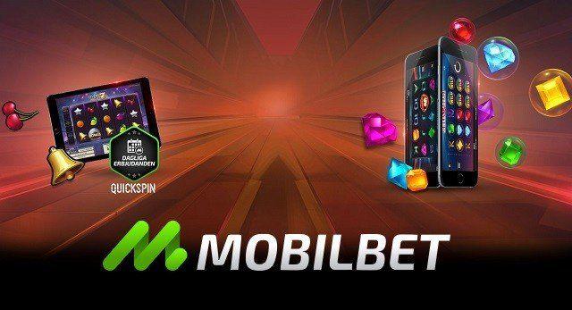 Spela nya Quickspin-spel hos Mobilbet och vinn monstersnurr