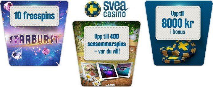 Svea Casino skjuter på hösten