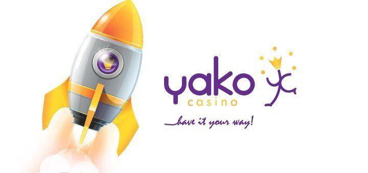 Casino som DU vill ha det hos nya Yako