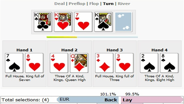 List of poker variants caddie roulettes design