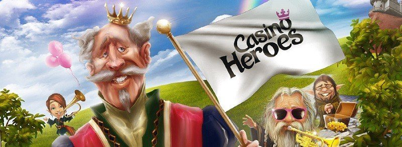 Free spin-frossa inför namnbytet hos CasinoSaga