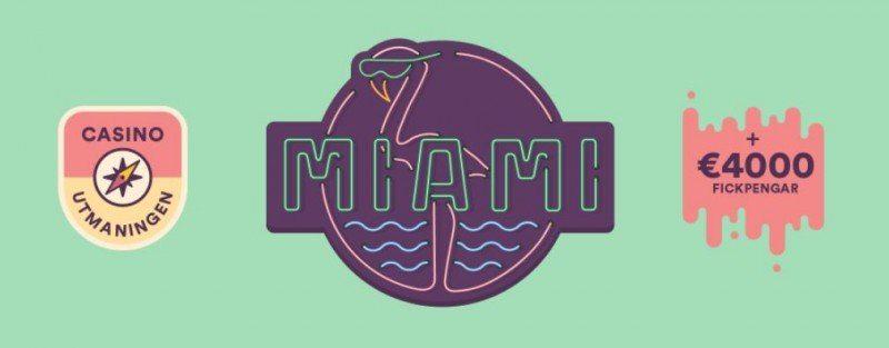 Dra till Miami i höst med Casumo