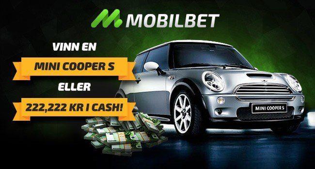 Spela som vanligt men ha extra chanser att vinna med Mobilbet Casino