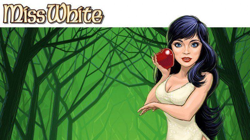 Testa det nya Snövit-inspirerade Miss White!