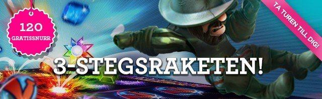 Kraftigt rabatterad casinounderhållning i helgen!