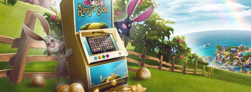 Besegra påskharens onda tvilling hos Casino Saga!