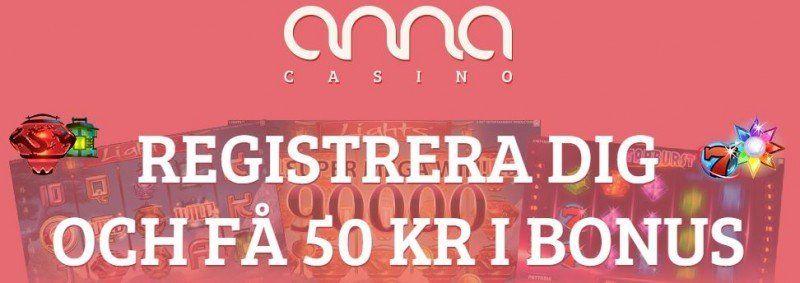 Psst, du har väl inte missat Anna Casino?