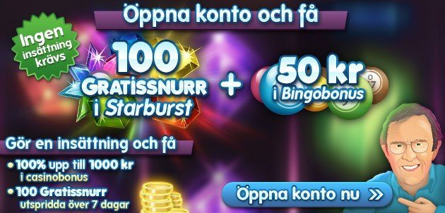 Bingo gratis med MamaMia!