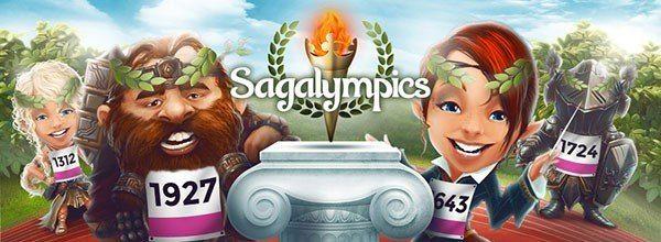 Uppladdning inför Sagalympics!