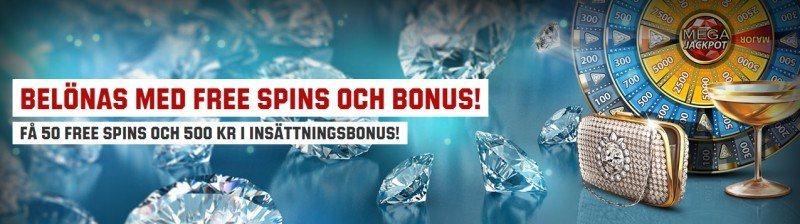 2000 kronor och 100 gratisspel att hämta hos Unibet!