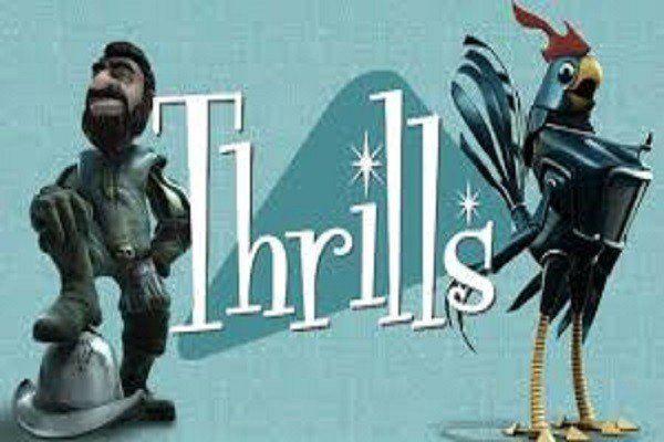 50 free spins hos Thrills