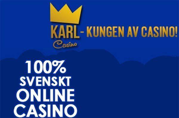 1000 kr extra hos KarlCasino