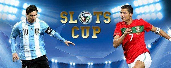 Fotbollstävling hos Eucasino och Casino Redkings