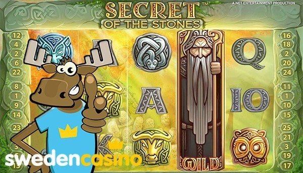 50 gratisspel hos Swedencasino