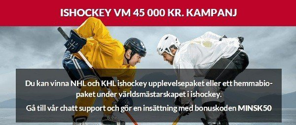 Hockey Feber Hos Viking Slots!