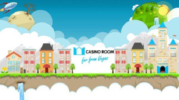 100% Bonus hos Casinoroom