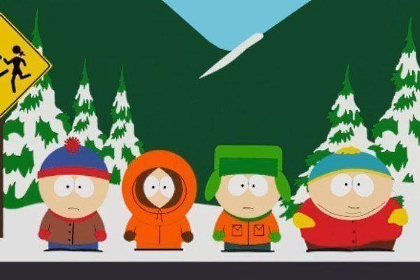 Fira jul med South Park-gänget