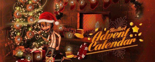 Redbets Julkalender