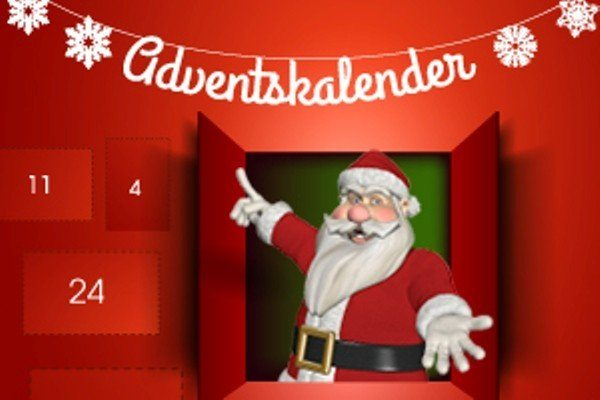 Missa inte Casinfloors Julkalender