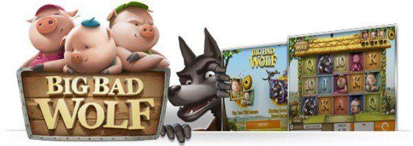 Årets Spel BIG BAD WOLF!