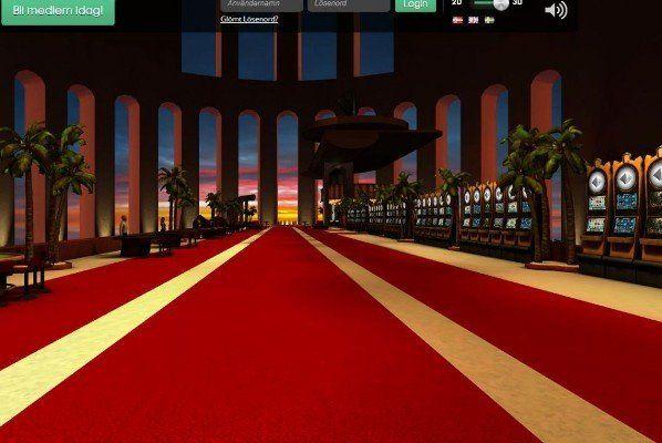Casinofloor - Ger dig 50 Freespins samt en 3D Upplevelse