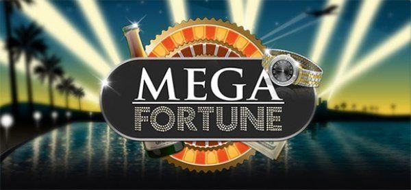 20 Freespins på Mega Fortune!
