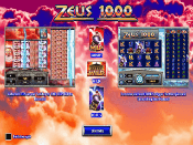Zeus 1000 Screenshot 2
