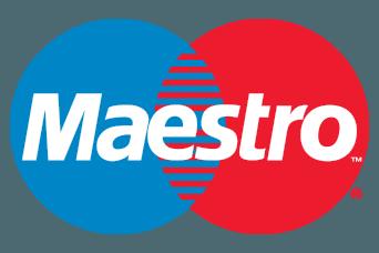 Maestro casino betalning