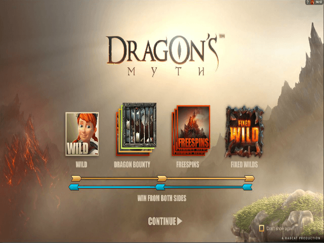 Dragon's Myth Slot Machine – Free to Play Online Casino Game