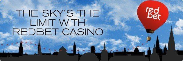 Spin loss i Casinot. Vinn ett Sommaräventyr med Redbet!
