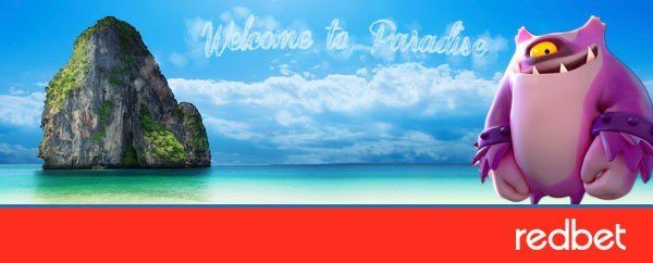 Vinn en drömresa till paradiset värd €1,000! + GRATIS SNURR!