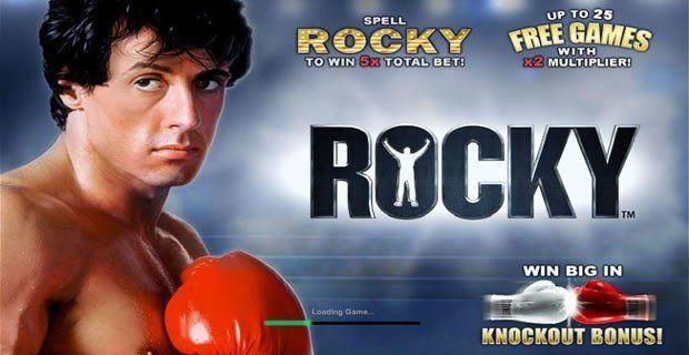 Upp i Ringen med Rocky och Ivan Drago – 100 SEK Gratis! Online Casino när det är som bäst!