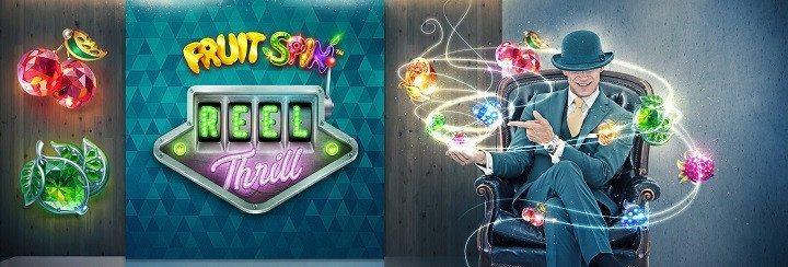 Nytt exklusivt casinospel kopplas till stor prispott och free spins