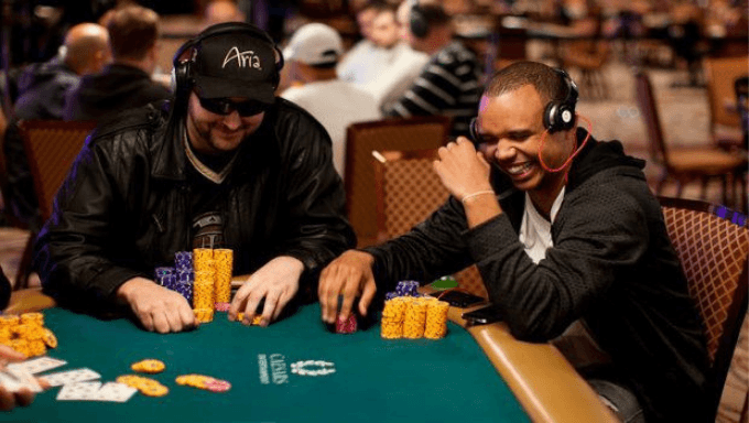 Top 11 Poker Players in the World