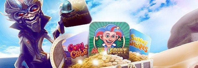 Free spins-bonusar i alla veckans nya casinospel!