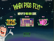 When Pigs Fly! Screenshot 2