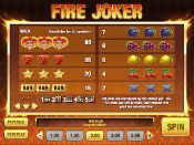 Fire Joker Screenshot 4
