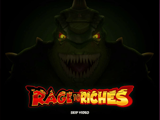 Rage to Riches Slot - Free to Play Online Demo Game
