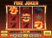 Fire Joker Skjermbilde 3